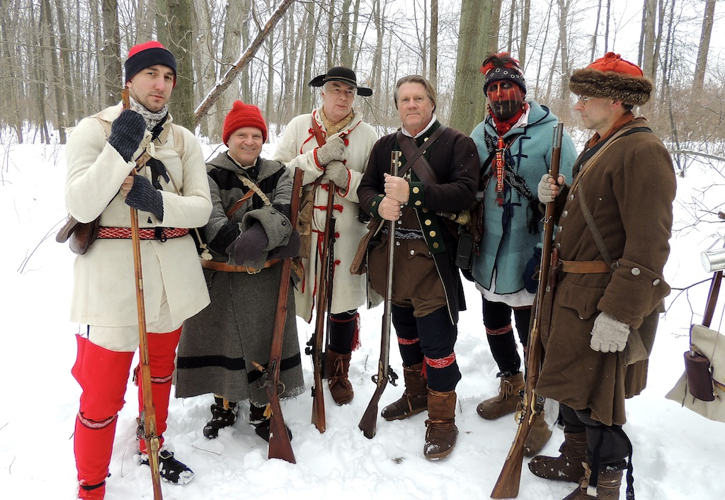 Old Fort Niagara's `Winter Woods Battle,` set for Feb. 17, offers visitors a chance to mingle with reenactors and enjoy hot chocolate at a winter camp following a skirmish between the French and British, circa 1750.