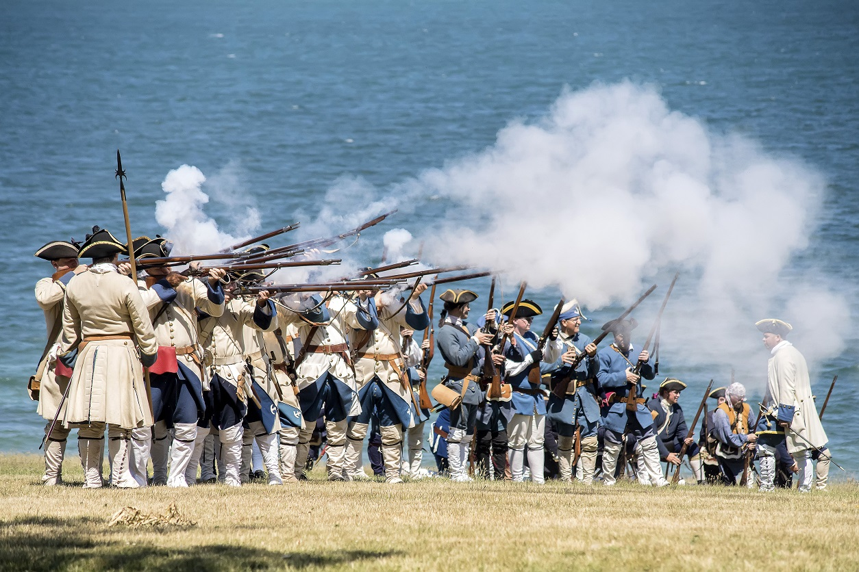 Old Fort Niagara Readies for French & Indian War Encampment, July 5-7