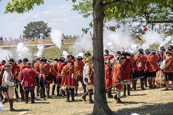 Event : French and Indian War Encampment