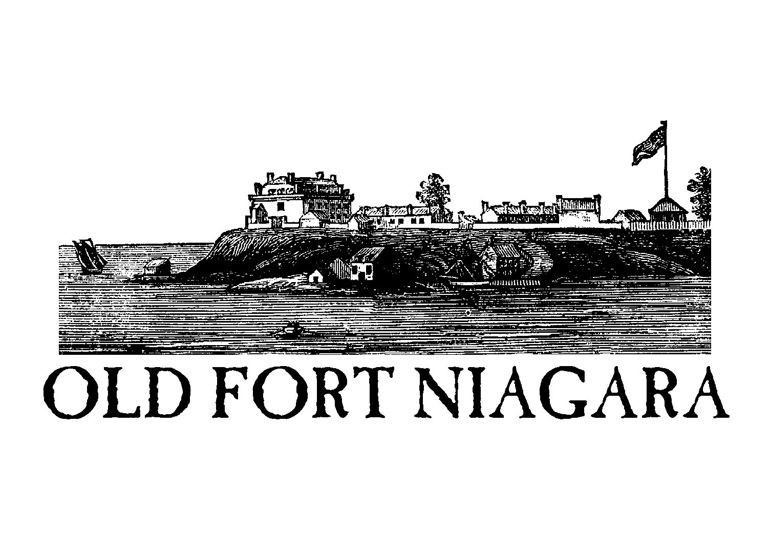 Old Fort Niagara Logo